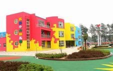 厦门幼儿园墙绘