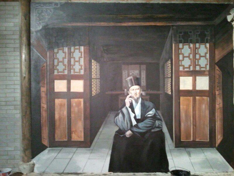 厦门集美文创园客户墙绘案例展示