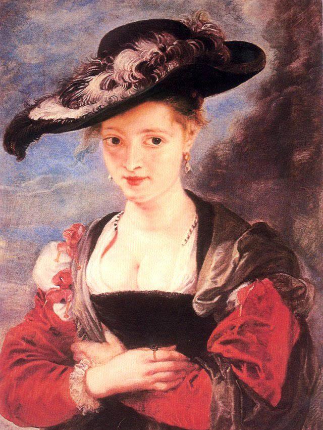 海伦娜.弗尔曼肖像