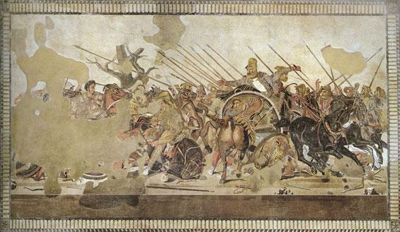 伊苏斯之战