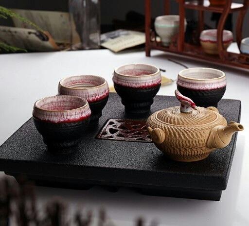 禅风系列茶具