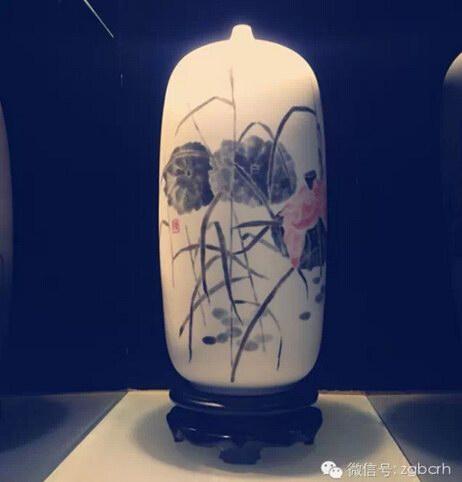 中国白 花瓶